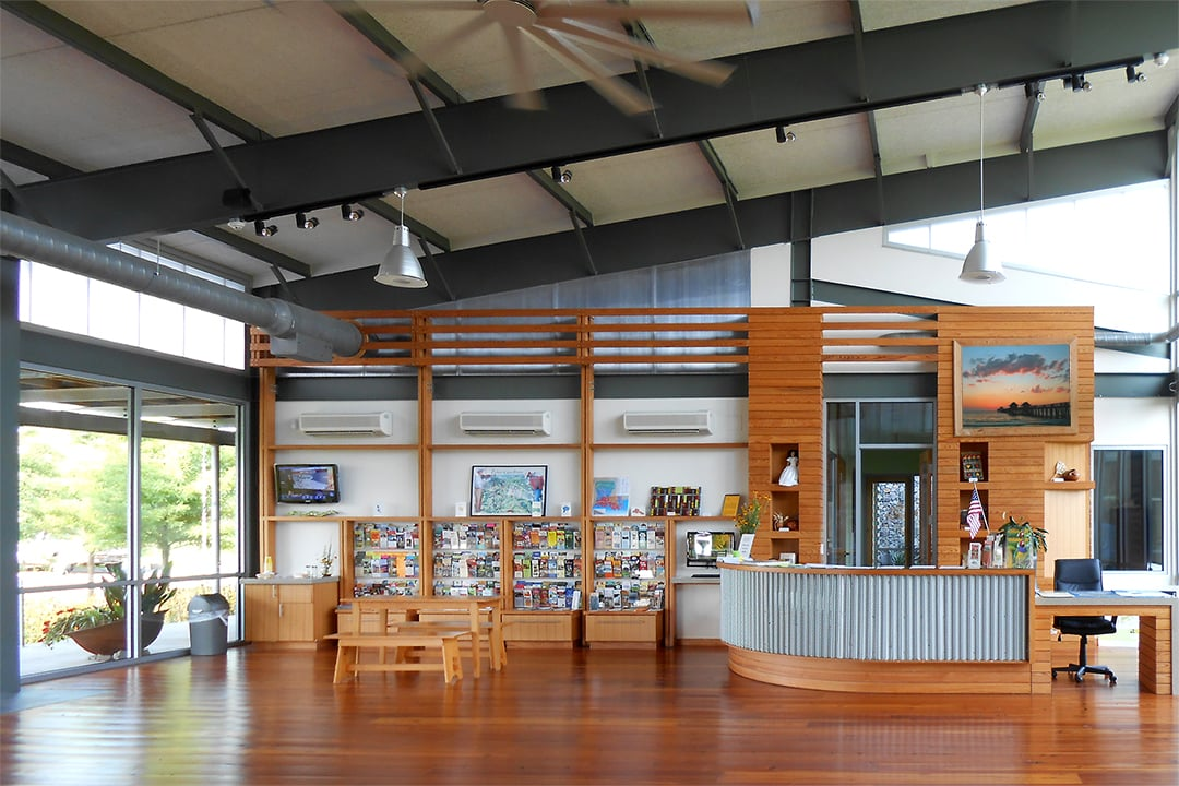 Visitor Center Membership