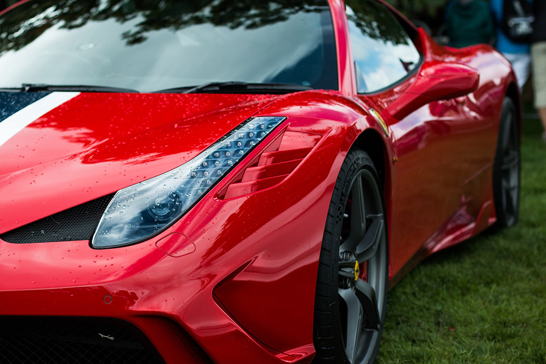Naples Cars On Fifth Biggest Ferrari Show Divine Naples - Naples car show 2018