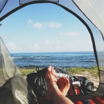 When Was The Last Time You Camped at a Beach Overnight
