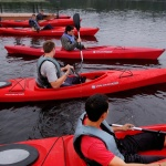 Race a Canoe in Naples Florida
