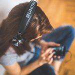 listening podcast women